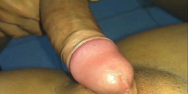 Foda amadora metendo a rola na bucetinha molhada da esposa gostosa