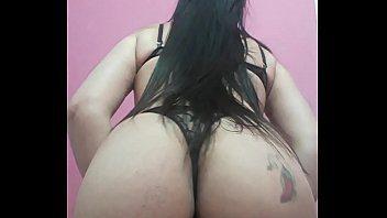 Garota de programa gostosa pelada rebolando