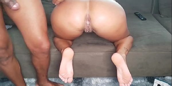 Casada safada sendo arrombada no sexo anal amador